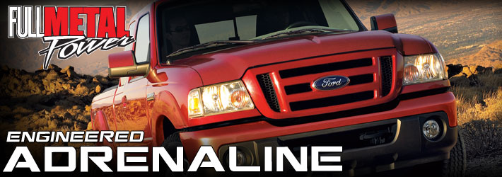 AFE F2-03012 Ford Ranger