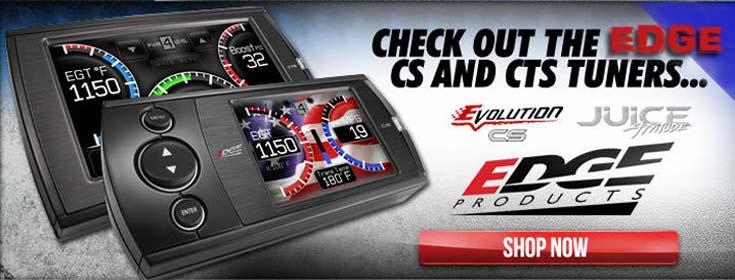 Edge CS & CTS Tuners