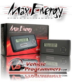 vehicleprogrammers.com Max Energy Tuner